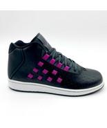 Jordan Illusion GG Black Fuchsia Flash Anthracite Kids Sneakers 705535 060 - $64.95