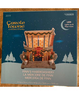 New 2019 Carole Towne Collection Finn's Haberdashery Lights Up Plays 8 S... - $37.61