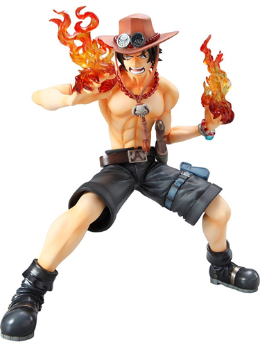 Primary image for One Piece: Portgas D. Ace Neo DX Excellent Model P.O.P Figure Brand NEW!