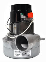 Ametek Lamb 5.7 Inch 120 Volt 2 Stage B/B Tangential Bypass Motor 117795-00 - $248.36