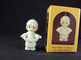 Precious Moments 112356, You Have Touched So Many Hearts, 1987, Retired ... - $19.95