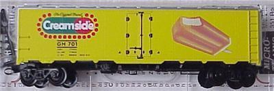 Micro Trains 59070 Creamsicle 40' Reefer 701