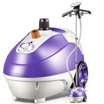1700W Clothes Fabric Steamer Iron Steam Cleaners Remove Garment Hanger S... - $128.65