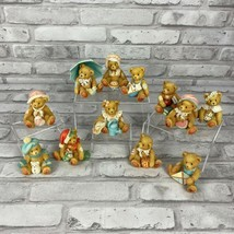 Cherished Teddies Enesco Birthday Birth Month Figurine Your Choice Birth... - £8.54 GBP