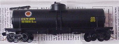 Micro Trains 65410 CGW Tank Car 283