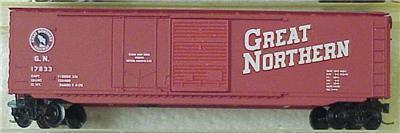Micro Trains 33010 GN 50' Boxcar 17833