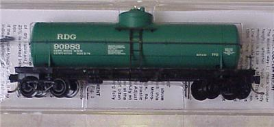 Micro Trains 65350 Reading Tanker 90985