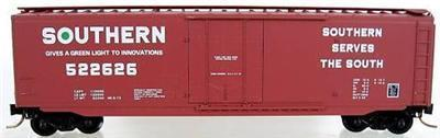 Micro Trains 32240 Southern 50' Boxcar 522626