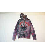 Abercrombie Midweight Hoodie Sweatshirt, Tie-Dye, Men's Small Muscle Fit... - $23.46