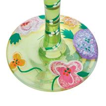 """Peace """"Designs by Lolita"""" Wine Glass 15 o.z. 9""""  Gift Boxed image 4"""