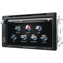 """Power Acoustik PD?651B 6.5"""" Double-DIN In-Dash LCD Touchscreen DVD Receiver (Wit - $201.59"""