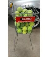 Gamma Ballhopper Hi-Rise 75 Ball Pickup Stand  INCLUDED 58 USED TENNIS B... - $29.69