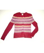 WOMEN LADIES RAVE SMALL S SOFT TRENDY WINTER SWEATER - $10.99
