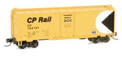 Micro Trains 07400010 CP 40' Boxcar 165181