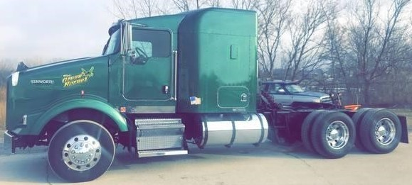 2003 KENWORTH T800B For Sale in Franksville, Wisconsin 53126