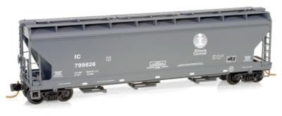 Micro Trains 09400200 IC 3 Bay Hopper 799626