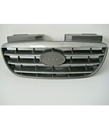Grille Assembly Black Chrome For Hyundai Elantra 2007 08 09 2010 HY1200145 - $36.21