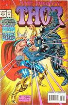 The Mighty Thor #476 July 1994 Marvel Comics [Comic] [Jan 01, 1994] Marvel Comic - $3.91
