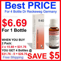 Dr Reckeweg R82 - Anti-Fungal Drops - 1 Pack and 50 similar items