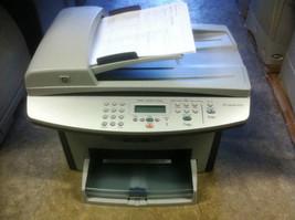 Hp Laserjet 3052 Q6502a All-In-One Drucker Kopierer Scanner Kompletter - $59.61