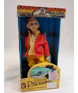 NOS VTG PINOCCHIO Jonathan traylor Thomas Doll Sea Monster EQUITY TOYS 1... - $11.88