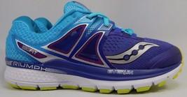 Saucony Triumph ISO 3 Women's Running Shoes Size US 7.5 M (B) EU: 38.5 S10346-1