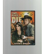 Find a Place to Die - Jeffrey Hunter - DVD ALP 54040 - Alpha Video - 2007. - $2.93