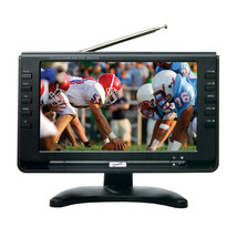 """Supersonic 9"""" Portable Rechargeable Digital LCD TV - $113.97"""