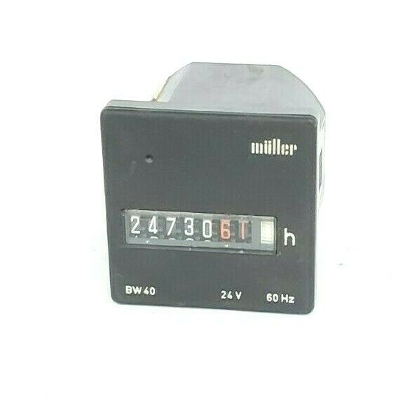 MILLER BW40 COUNTER 24V 60HZ