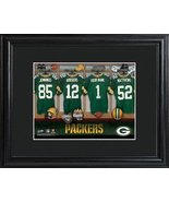 Green Bay Packers Locker Room Print with Frame - $86.90