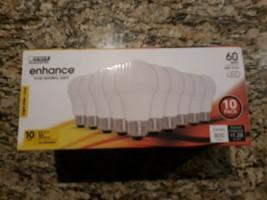 Feit Electric OM60/930CA10K/10 Pack 60W A19 3K Led Bulb - $16.78