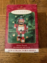 Robot Parade Christmas Ornament - $29.28