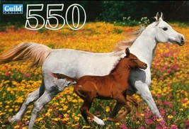 Guild 550 Piece Puzzle - Mare and Foal - $19.99