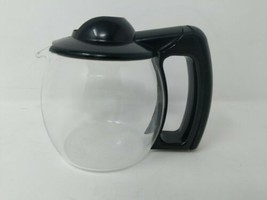 Delonghi Caffe Nabucco BCO70 4 Cup Small Cappuccino Glass Carafe  Replac... - $17.81