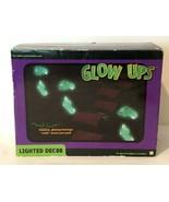 Gemmy Glow Ups Footsteps Indoor Outdoor Halloween Decoration Lighted Yar... - $59.99