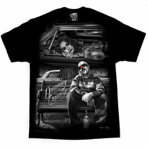 Dga David Gonzales Art Dream Occasionnellement Clown Urban Cars Bas Motards - $26.21+