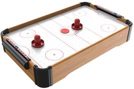 20″ Air Hockey Tabletop Family Fun Home Arcade Game - $26.99