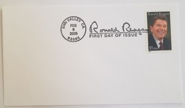 First Day Issue Ronald Reagan  2005 - $3.95