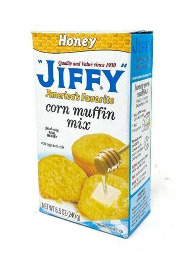 Honey Jiffy Cornbread Mix -  Made With Real Honey - $7.99