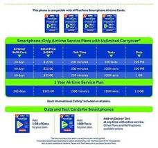 TracFone LG Premier 4G LTE CDMA Prepaid Smartphone - $98.95