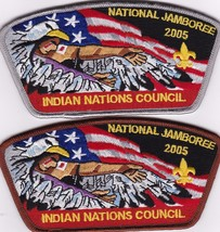 Indian Nation Council - National Jamboree 2005 - $9.00