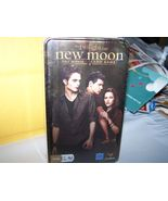 TWILIGHT NEW MOON THE MOVIE CARD GAME COLLECTABLE TIN - BRAND NEW - $12.99