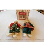 House of lloyd christmas around the world hip & hop porcelain dolls - $37.41