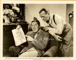 Ned Sparks Joe Penner Collegiate 1935 Paramount Photo - $9.99