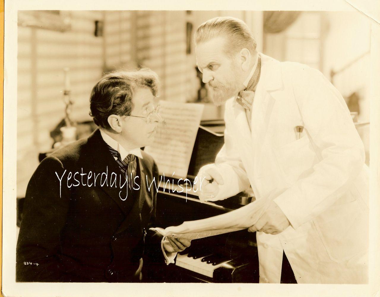 Frank Morgan UNKNOWN Movie 1930s Original Movie Photo