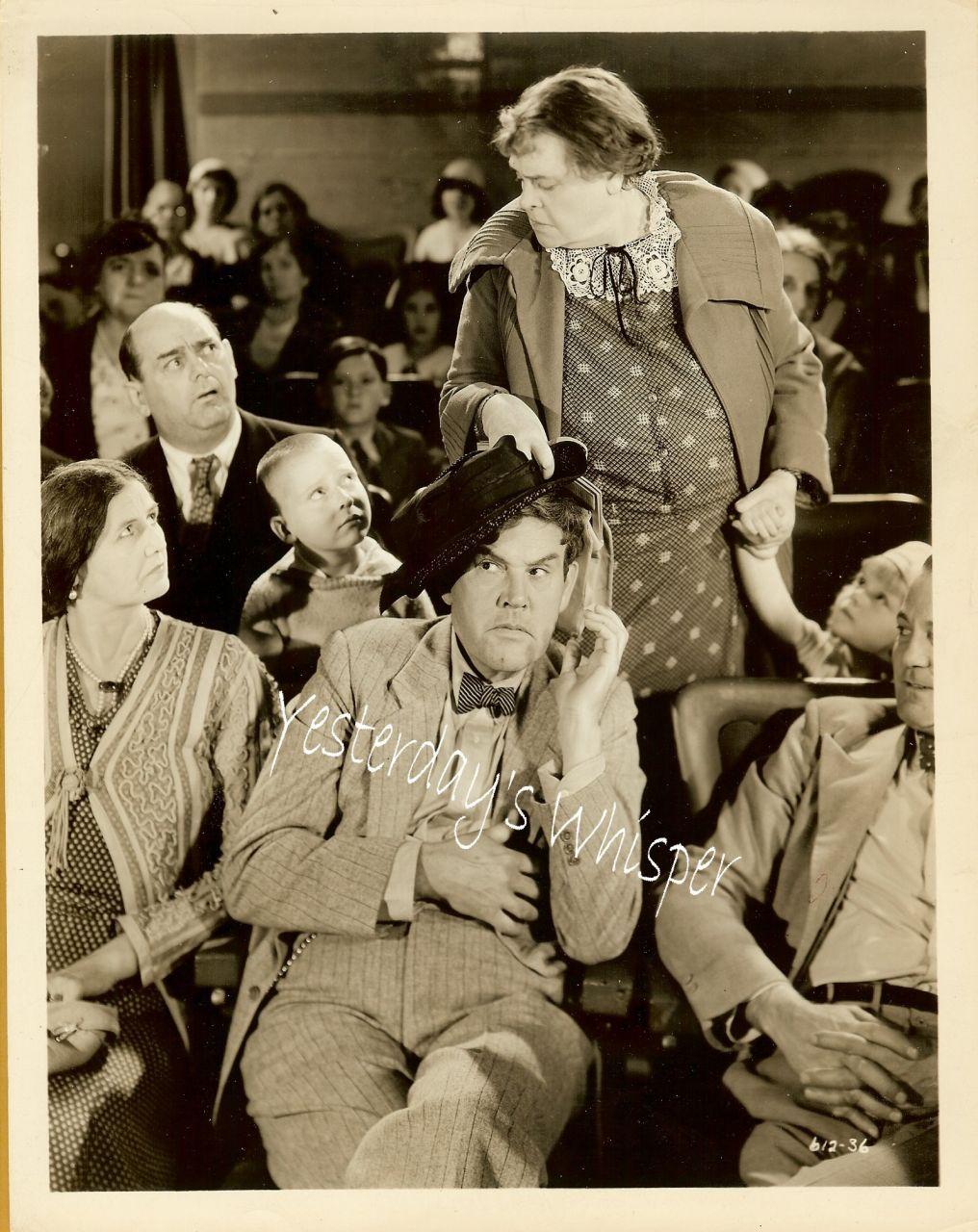 1932 Movie Still Photo Marie Dressler Jerry Tucker K643