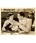 Myrna Loy Robert Young Vintage 1932 Pre-Code Era Photo - $74.99