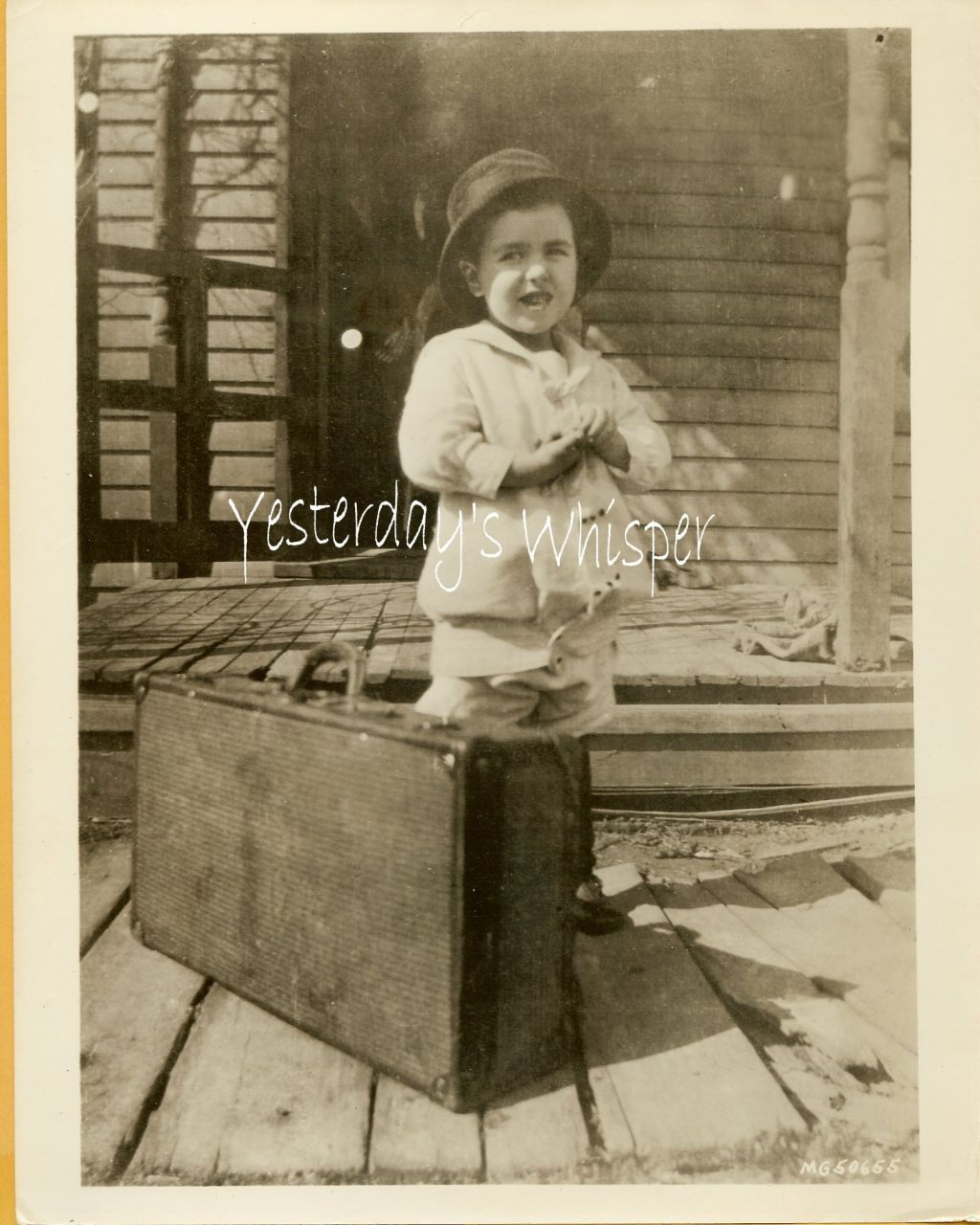 UNKNOWN Child Stars Little Rascal perhaps 2 PHOTOS