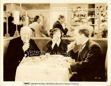 Zazu Pitts Guy Kibbee DAMES 1934 Vintage Movie Photo