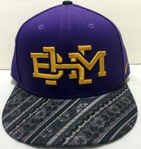 Nike True Black History Month BHM Purple Snapback Hat MLK Civil Rights King X - £35.27 GBP